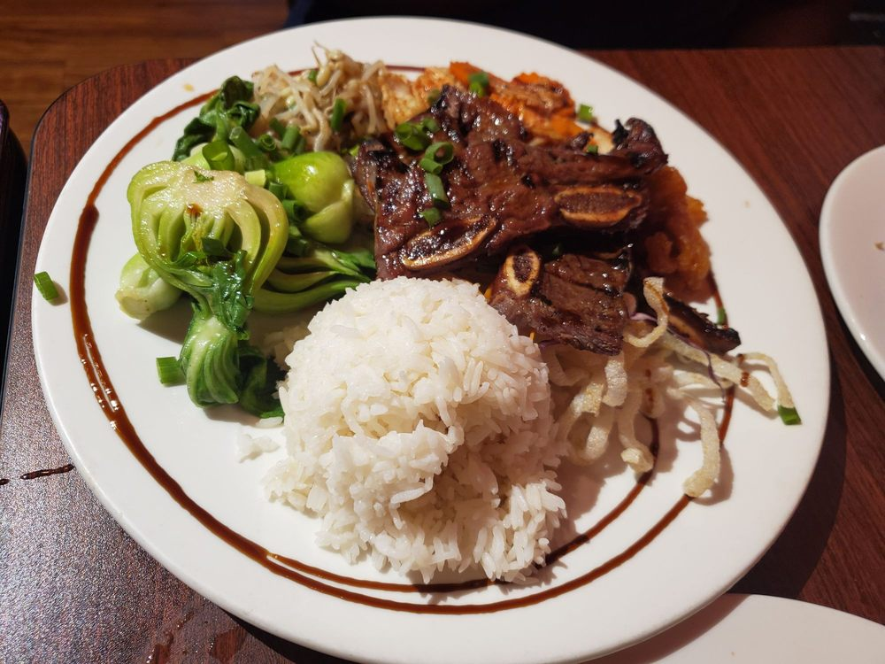 Galbi 808 Korean BBQ: 79-7460 Mamalahoa Hwy, Kealakekua, HI