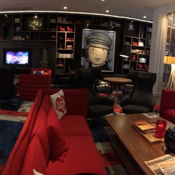 Photo De CitizenM Hotel   Londres, London, Royaume Uni. Lobby Area