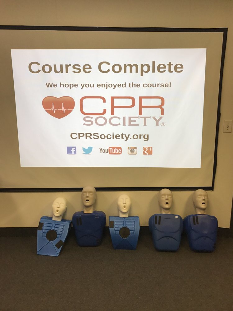Cpr Society 521 Photos 125 Reviews First Aid Classes 3160 S