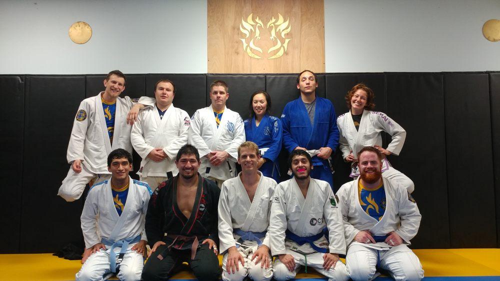 Double Phoenix Jiu Jitsu: 45714 Oakbrook Ct, Sterling, VA