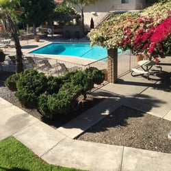 Photo Of El Cortez Apartments Anaheim Ca United States Pool View