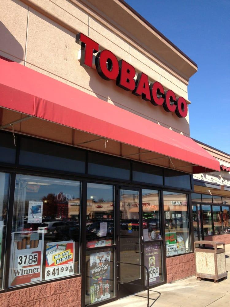 Maplewood Tobacco & E-Cig: 2515 White Bear Ave, Maplewood, MN