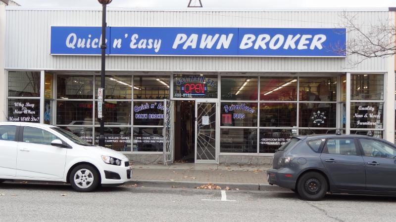 Quick n easy pawnbrokers 10 photos pawn shops 431 main st penticton bc phone number yelp Easy pond shop
