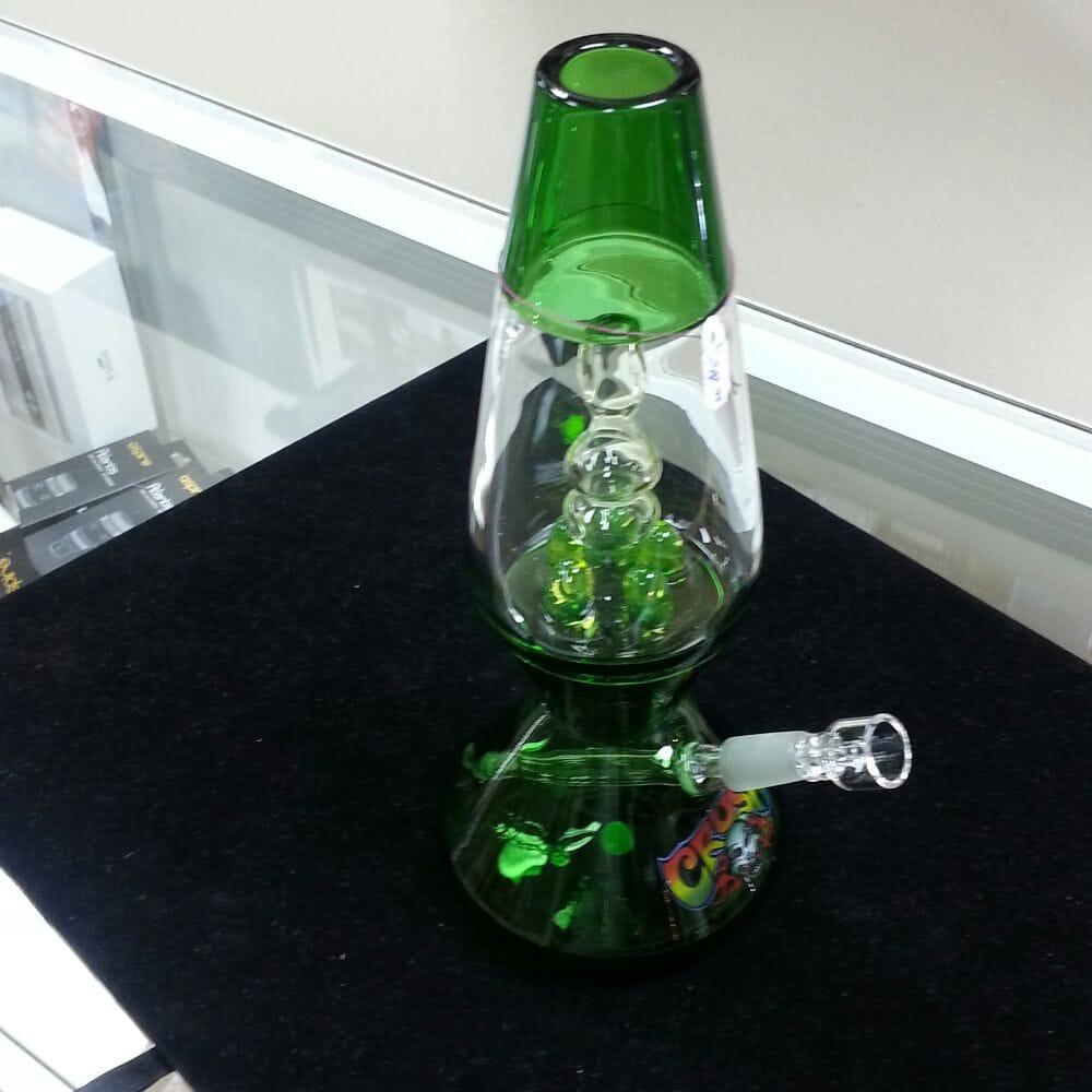 Photo Of SmokersXchange   Dallas, TX, United States. Lava Lamp Illumination  Water Pipe