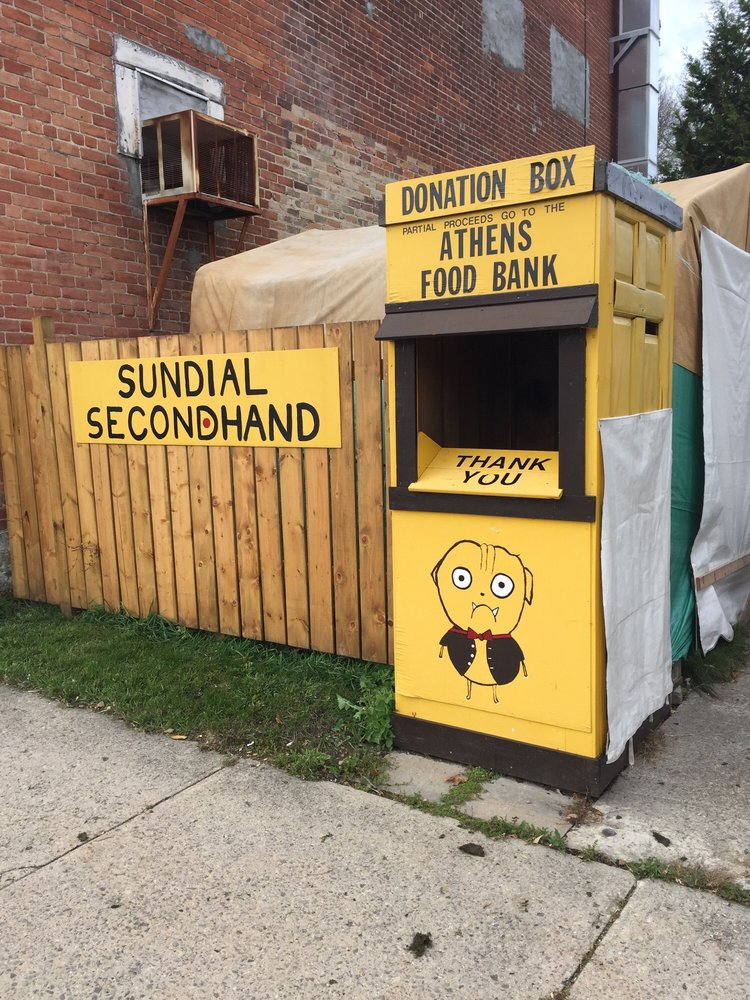 Sundial Secondhand: 17 Main St E, Athens, ON