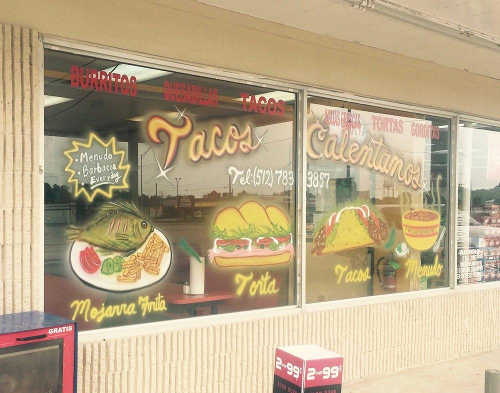 Tacos Calentanos: 300 US-290, Elgin, TX