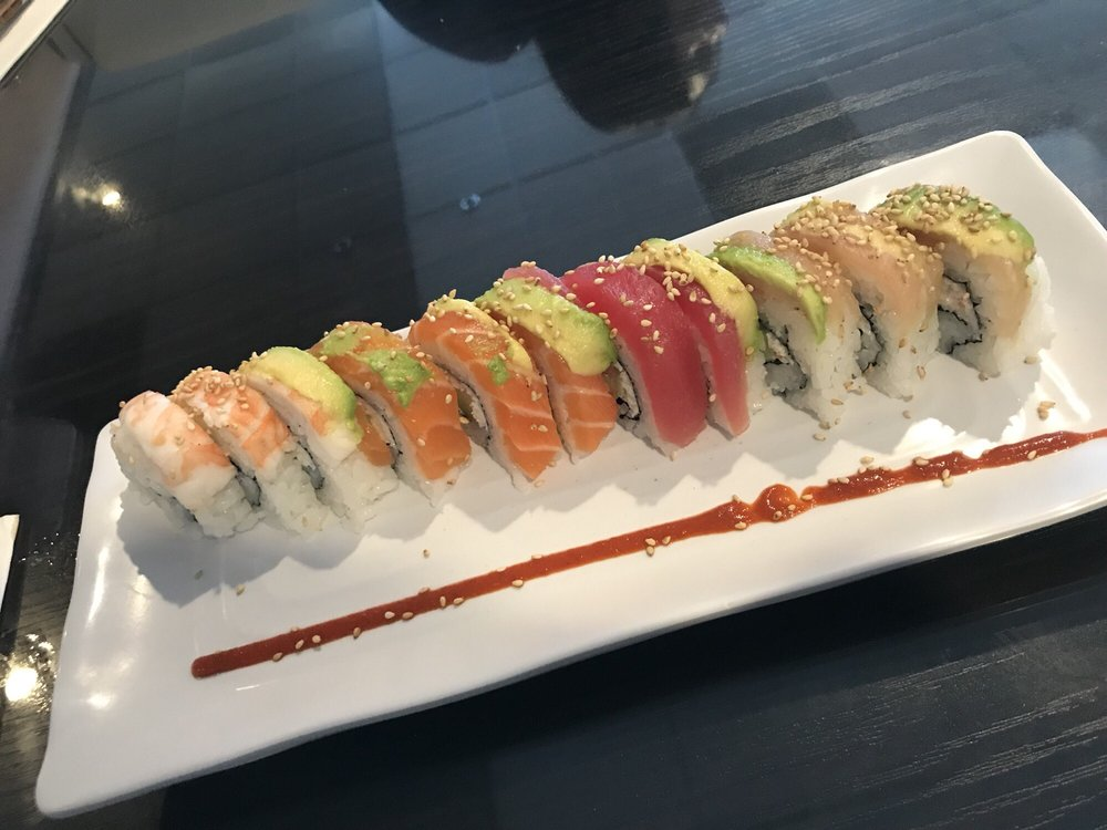 Sushi Miguels Style: 16981 Foothill Blvd, Fontana, CA