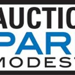 Modesto Car Auction Park