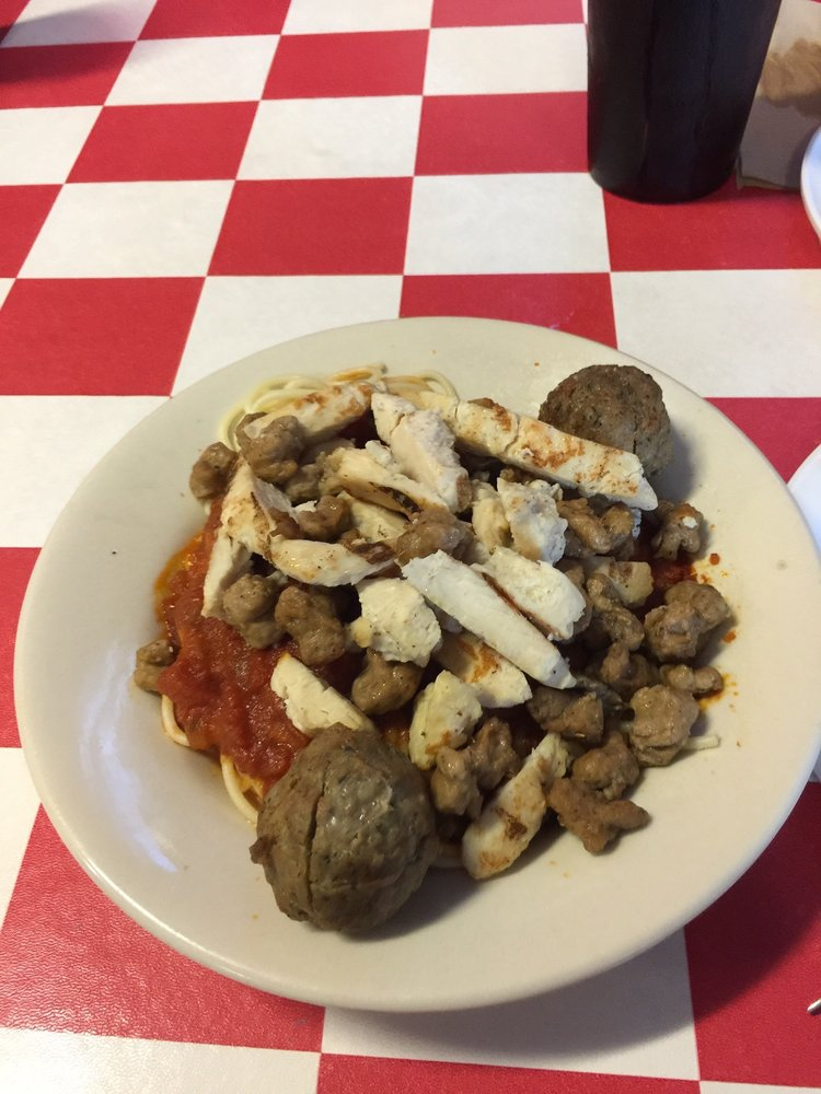 Greek's Pizzeria: 813 E McGalliard Rd, Muncie, IN