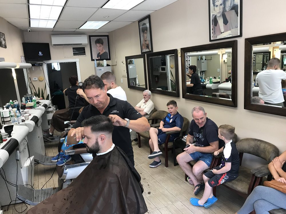 Enko's European Barber Shop: 875 Saw Mill River Rd, Ardsley, NY