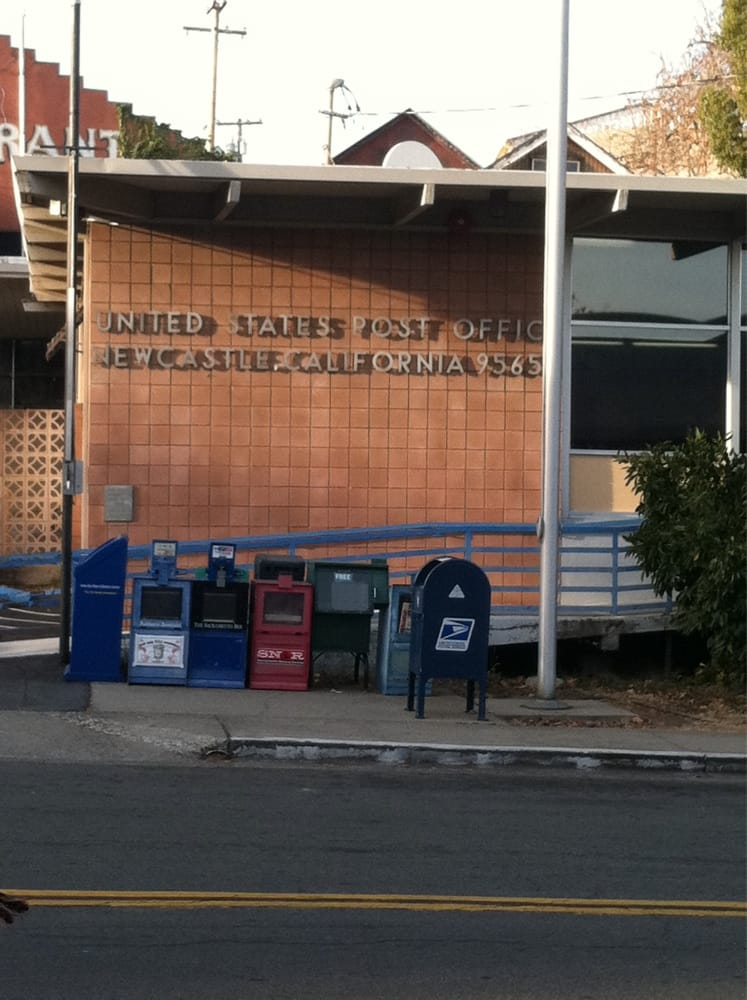 US Post Office: 9241 Old State Hwy, Newcastle, CA