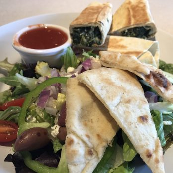 Zoes Kitchen Spinach Roll Ups zoes kitchen - 84 photos & 97 reviews - mediterranean - 222