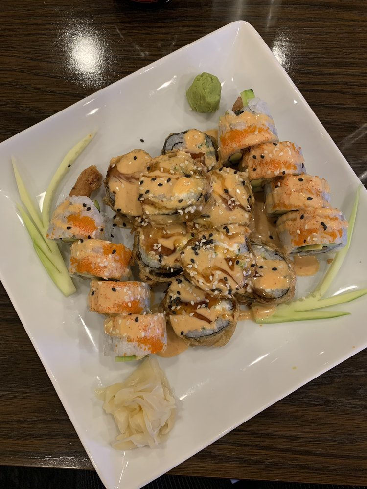 Zen Thai & Sushi: 1930 Newmark St, North Bend, OR