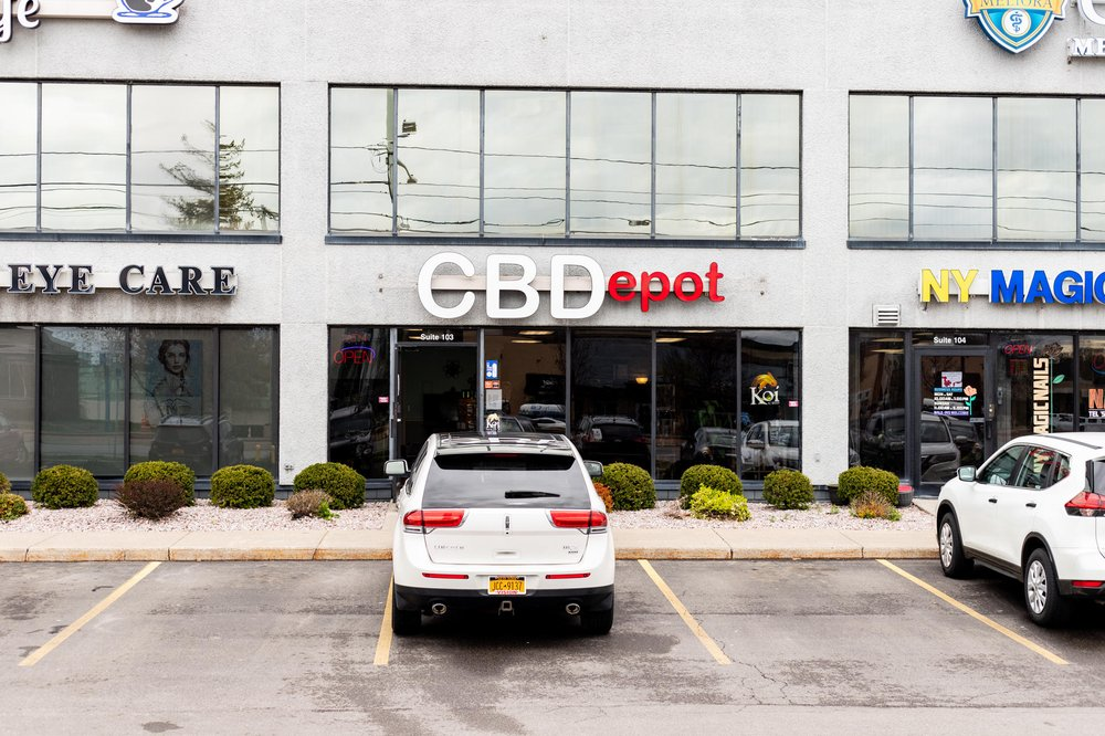 CBDepot: 2300 W Ridge Rd, Greece, NY