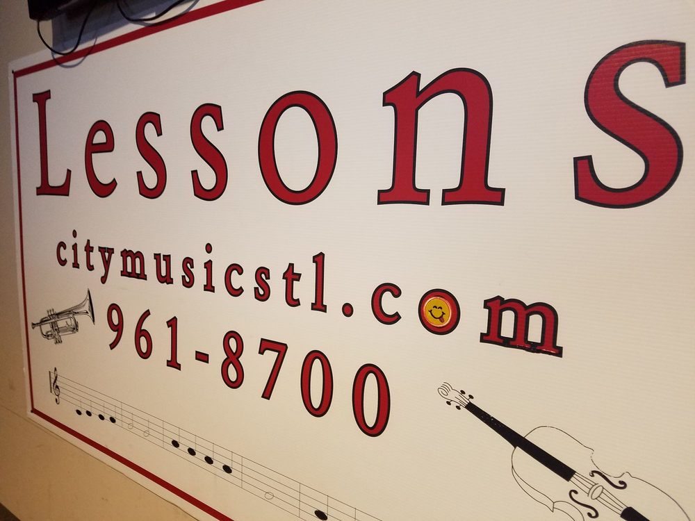 City Music: 9299 Watson Rd, Saint Louis, MO