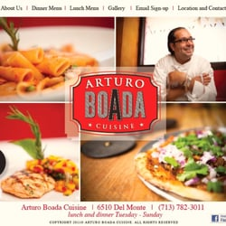 Arturo boada cuisine 109 photos 75 reviews seafood for Arturo boada cuisine