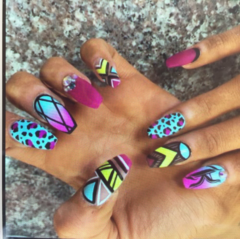 Megan's Nail Salon: 30214 Sussex Hwy, Laurel, DE