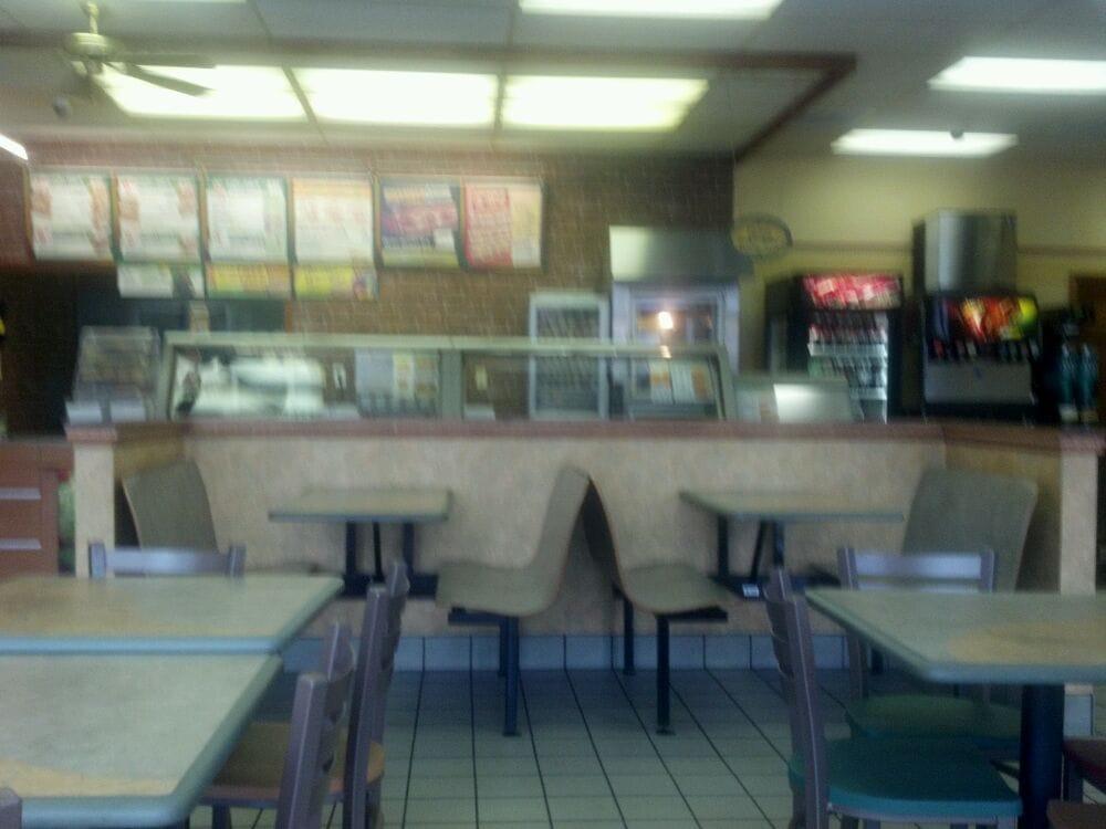 Subway Restaurants Sandwiches 440 Mt Zion Rd Florence