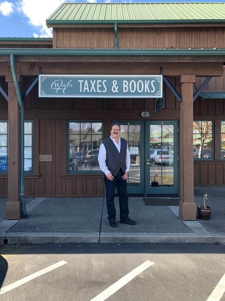 Hamati Bookkeeping & Tax Services: 3429 Broadway St, American Canyon, CA
