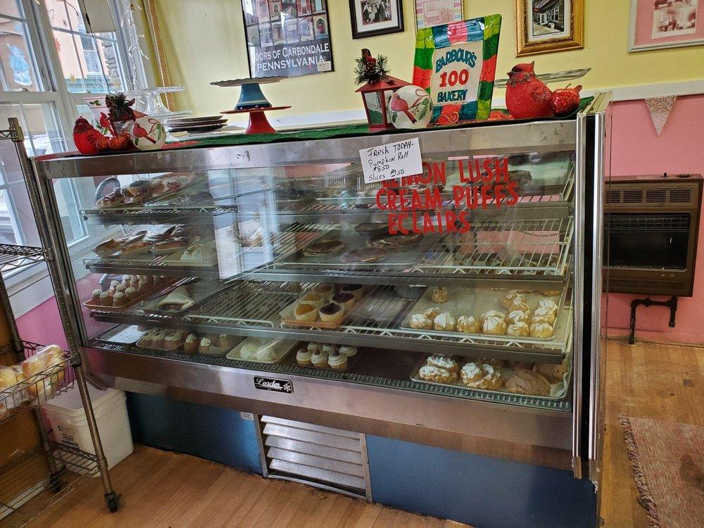 Barbour's Bakery: 55 Salem Ave, Carbondale, PA