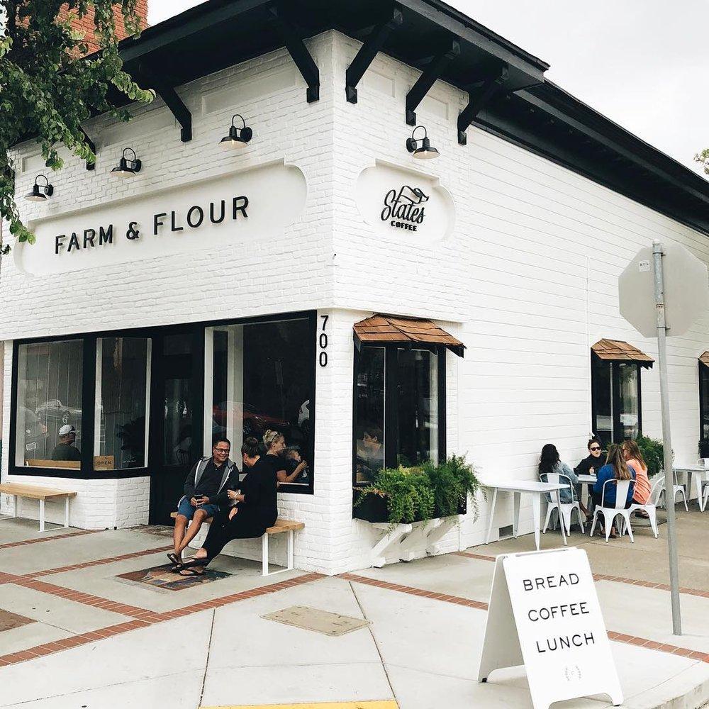 Farm and Flour: 700 1st St, Benicia, CA