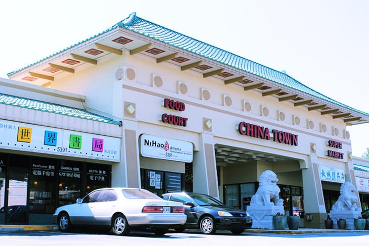 Chicago Chinatown Food Court