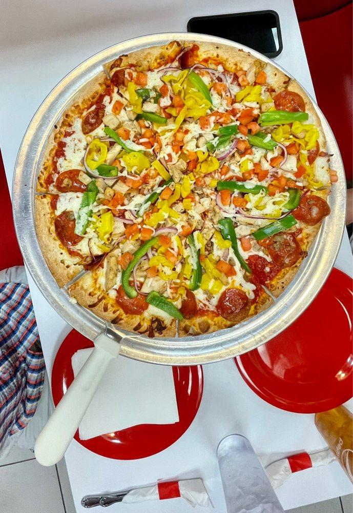 Nana's Pizza & Pie: 242 Jefferson Ave, Moundsville, WV