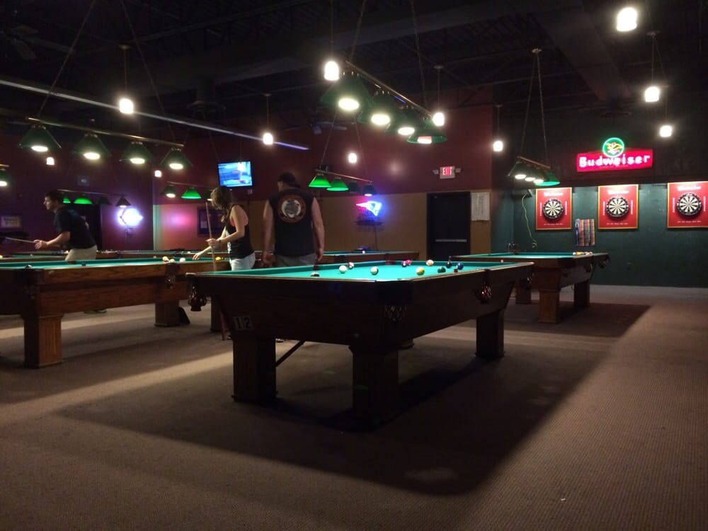 Break-Away Billiards: 104 Sterling St, Clinton, MA