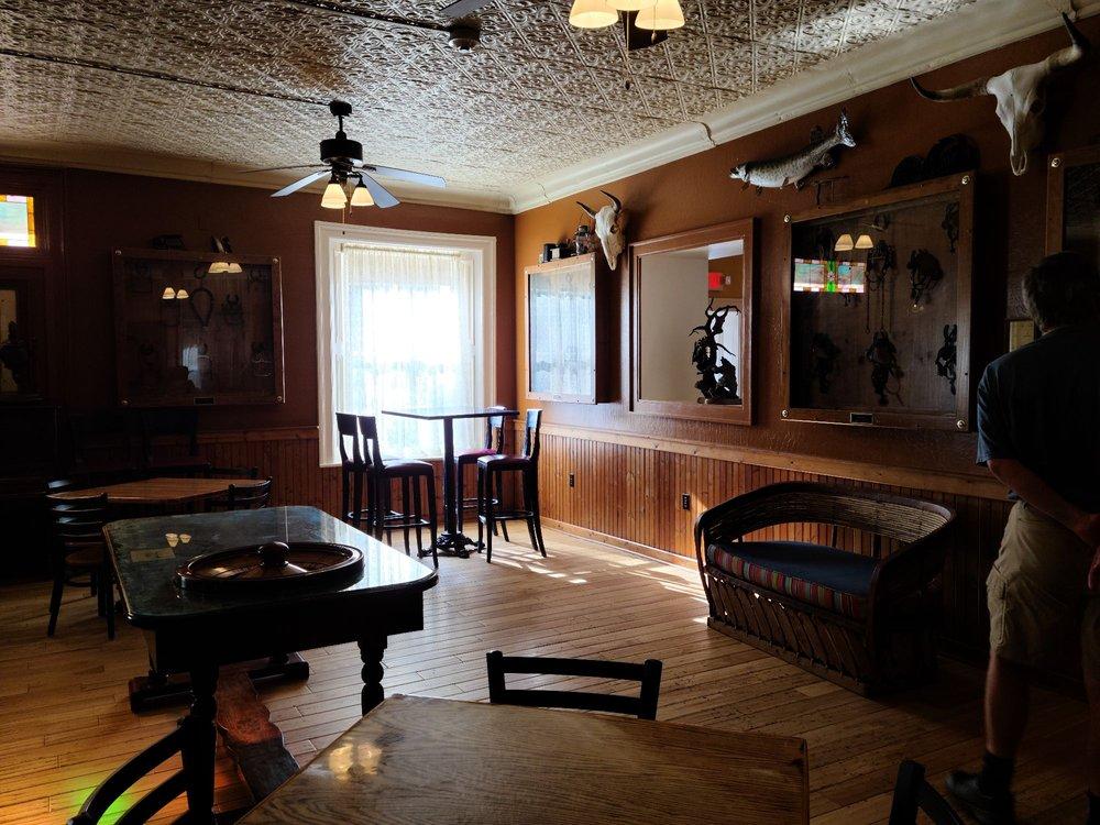 St James Hotel: 617 S Collison St, Cimarron, NM