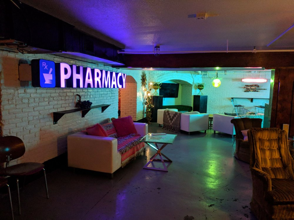The Pharmacy: 126 S Jackson St, Seattle, WA
