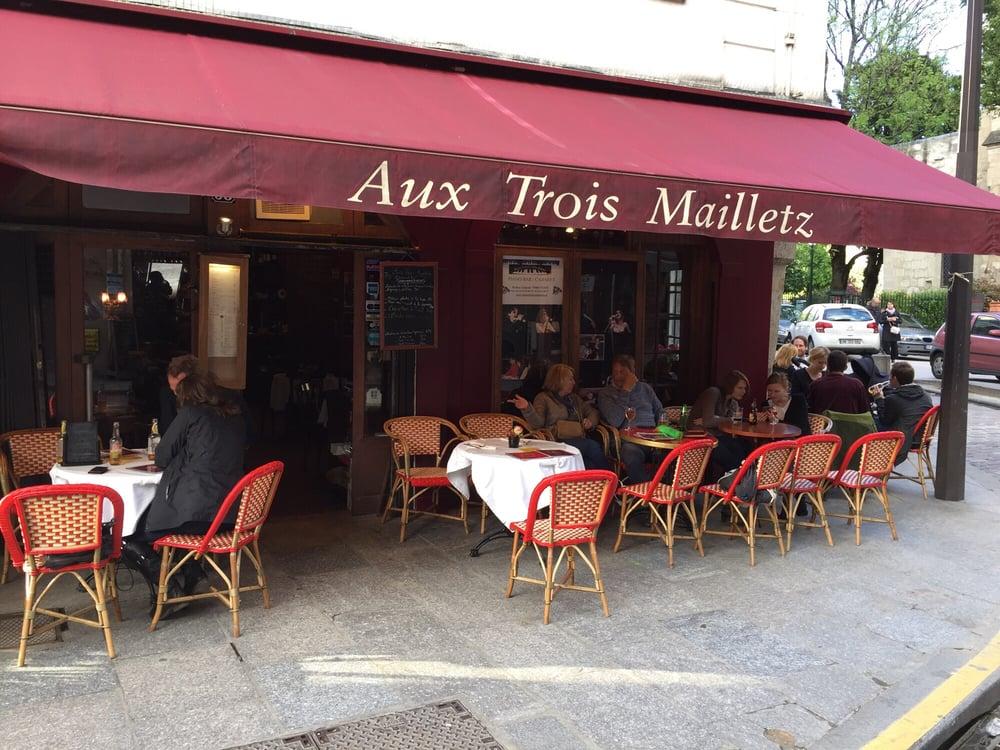 Aux Trois Mailletz
