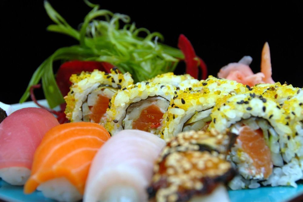 Sushi on Second: 260 2nd St, Ketchum, ID