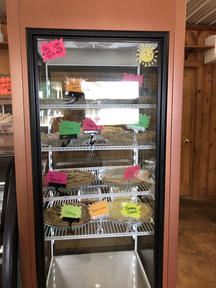 Dream Cream Cafe: 123 North Buffalo St, Elkland, PA