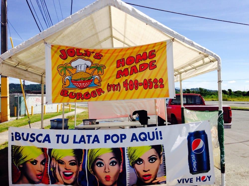 JoLa's Burger Home Made: Puerto Rico 183, Caguas, PR