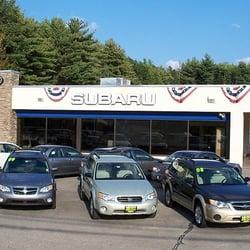 Subaru Dealers Nh >> Tri-City Subaru - 14 Reviews - Car Dealers - 195 Rte 108 ...