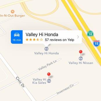 Valley hi honda 24 photos 133 reviews car dealers for Valley hi honda 15710 valley park ln victorville ca 92394