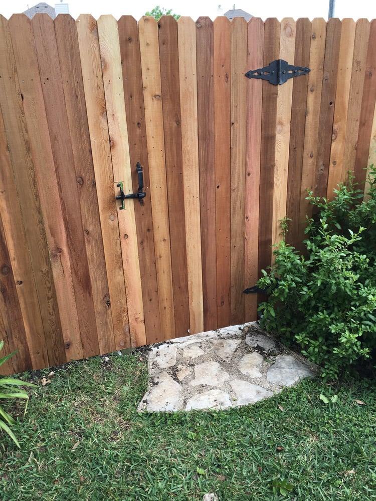 New Fence Yelp