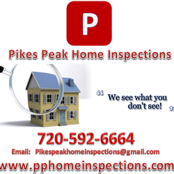 Pikes Peak Home Inspections - Request a Quote - Home