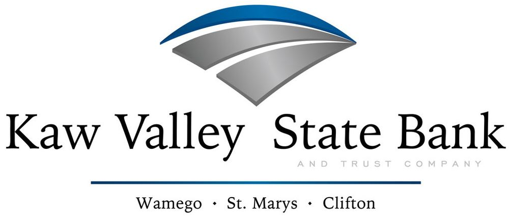 Kaw Valley State Bank & Trust Company: 1015 Kaw Valley Park Cir, Wamego, KS