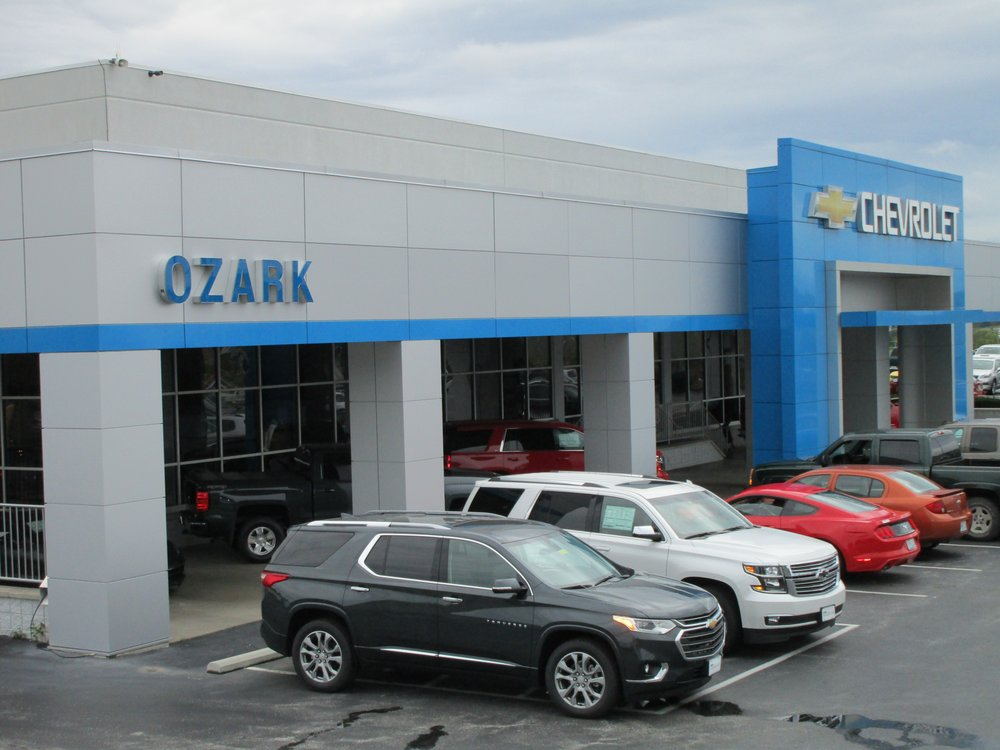 Ozark Chevrolet Ozark Mo 417 297 0091