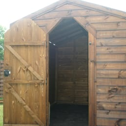 Max Timber Sheds Contractors Falkirk Old Town