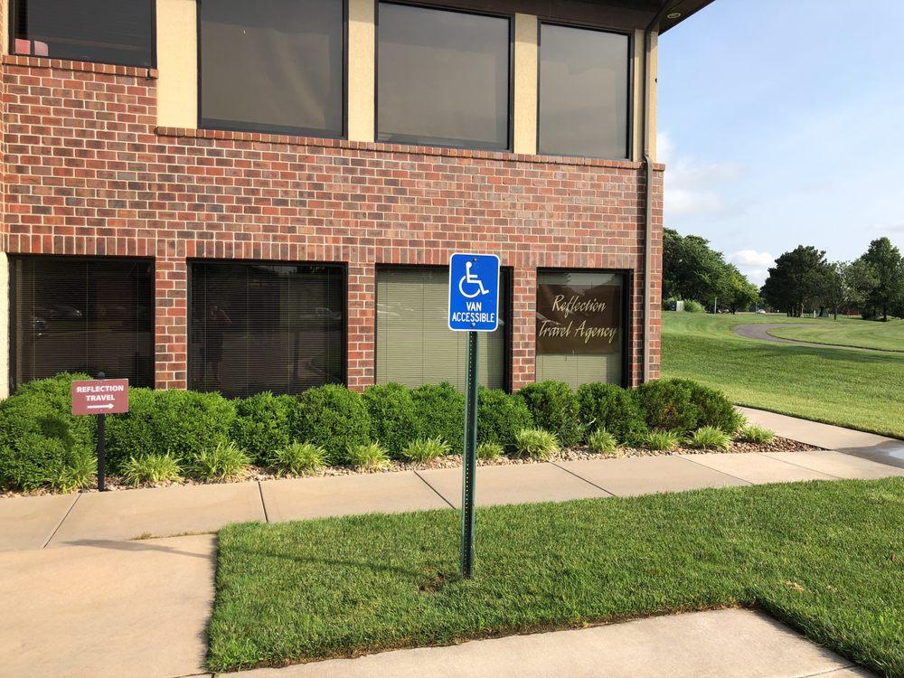 Reflection Travel Agency: 7570 W 21st St N, Wichita, KS