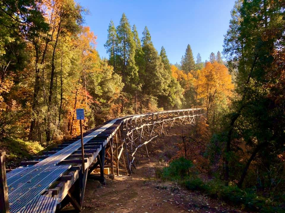 Main Tuolumne Ditch Trail: Twain Harte, CA