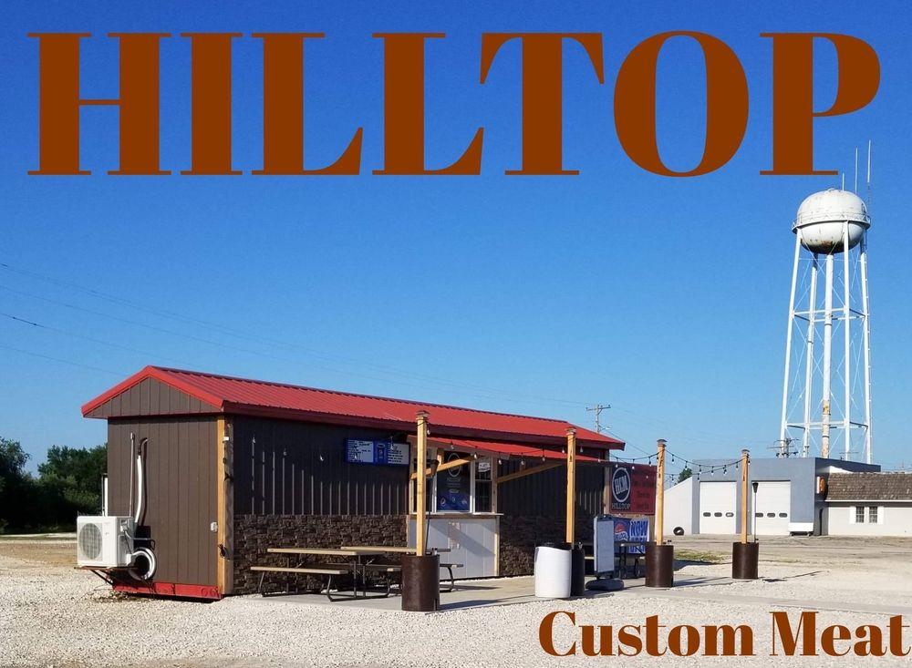 Hilltop Custom Meat: 1311 W Washington St, Pittsfield, IL