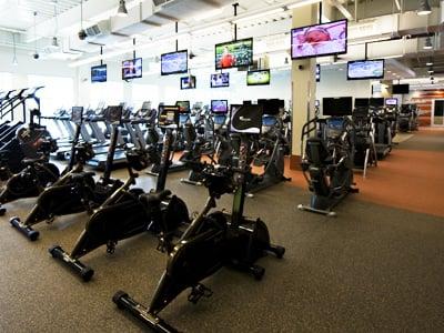 Crystal Park Sport&Health: 2231 Crystal Dr, Arlington, VA