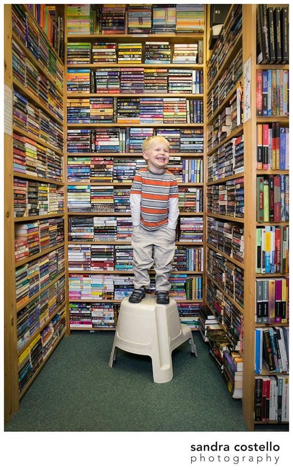 The Book Rack: 13 Medford St, Arlington, MA