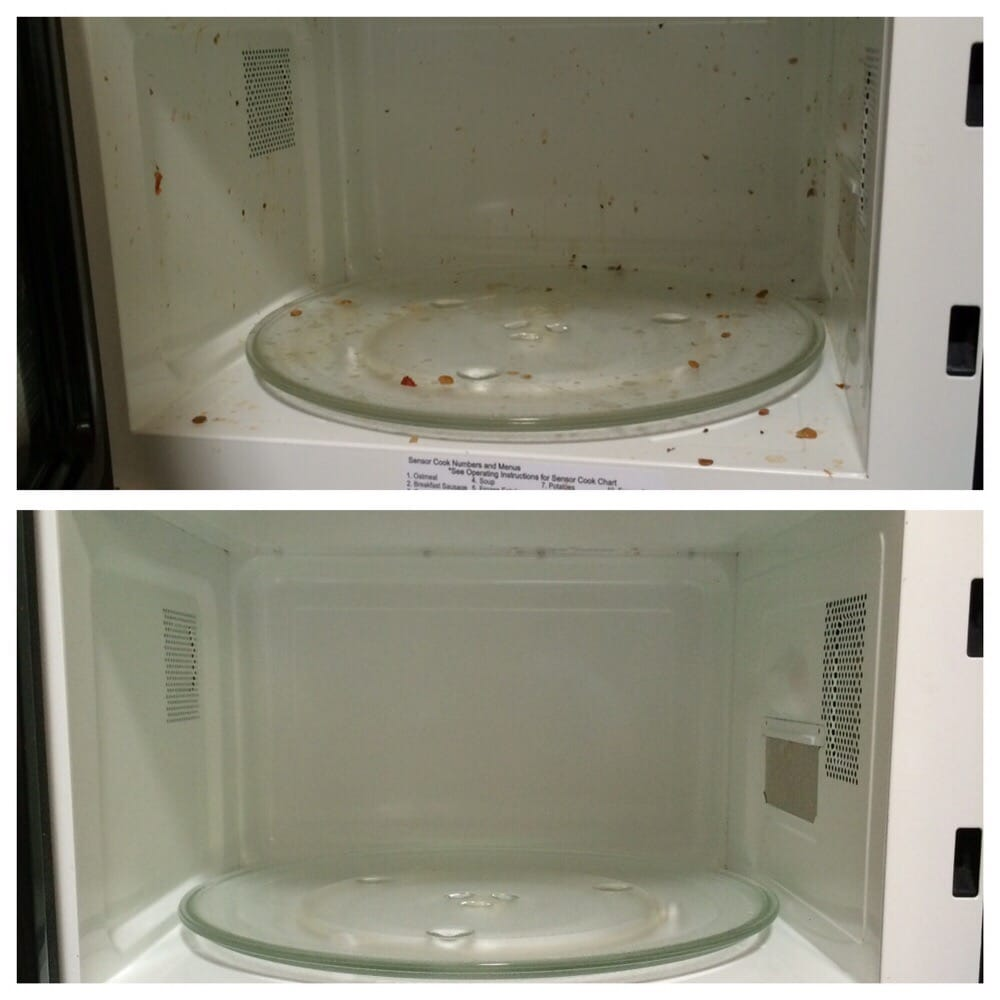 Dirty Microwave Oven ~ How to clean a dirty microwave bestmicrowave