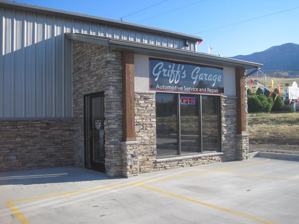 Griff's Garage: 1536 W Stone Field Way, Pleasant View, UT