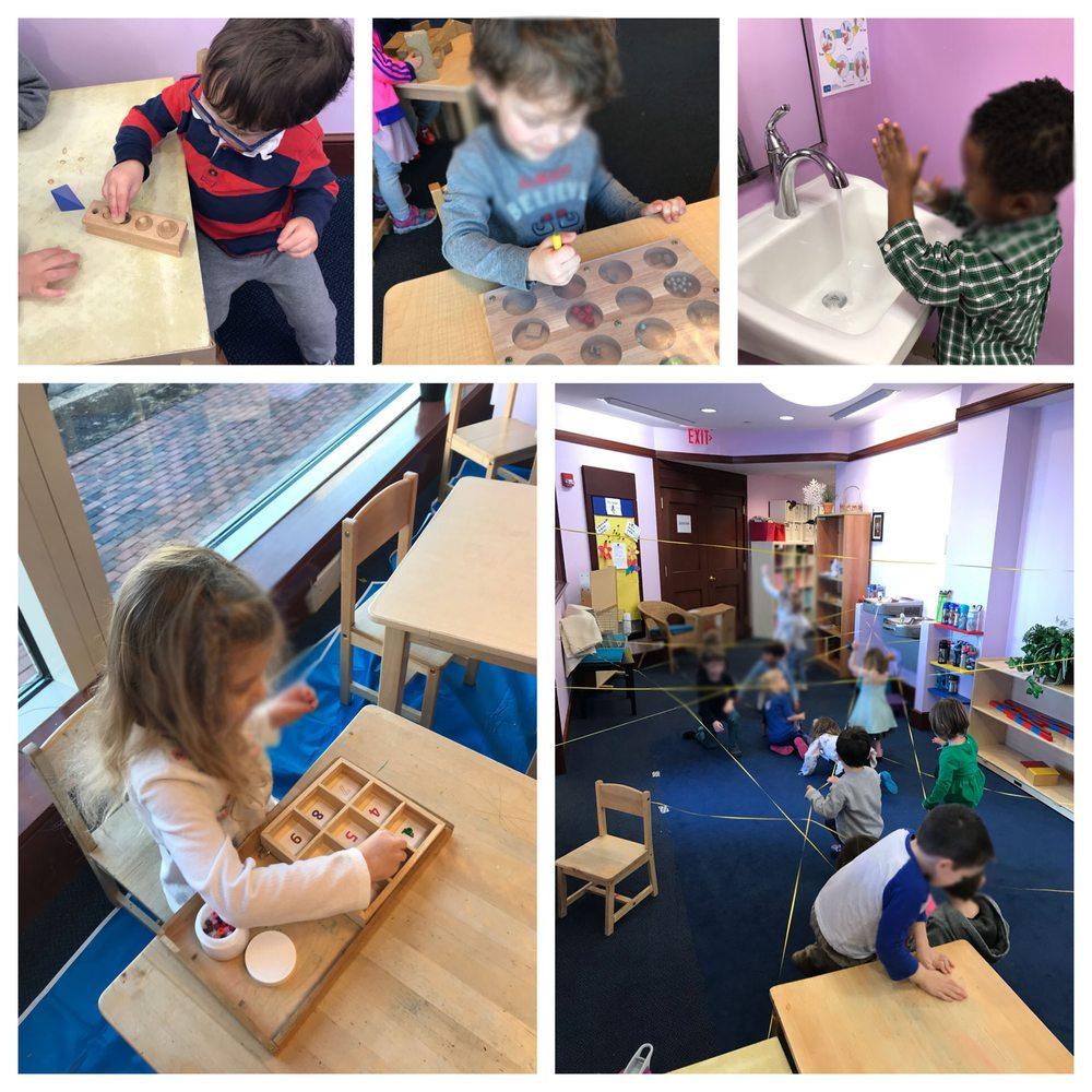 Northeast Stars Montessori: 697 N Washington St, Alexandria, VA