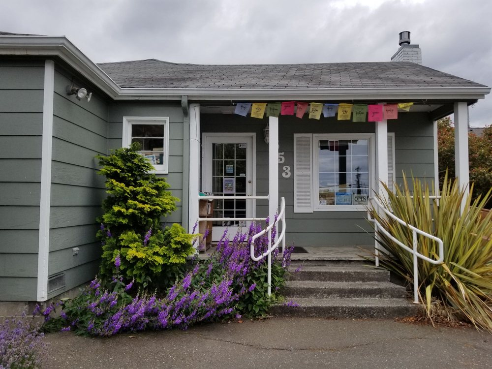 Twice Loved Books: 353 W Bell St, Sequim, WA